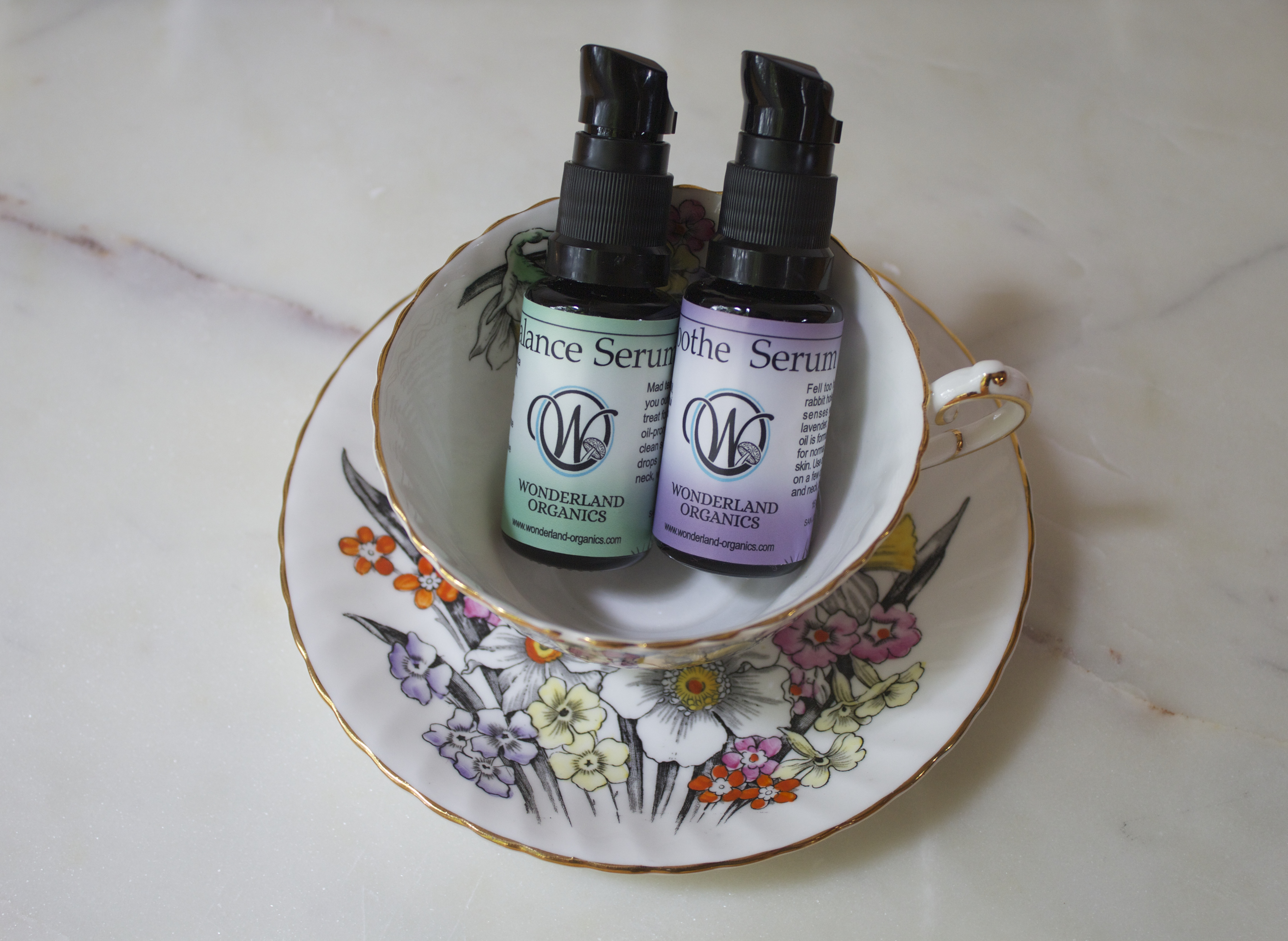 Alice and Wonderland Organics