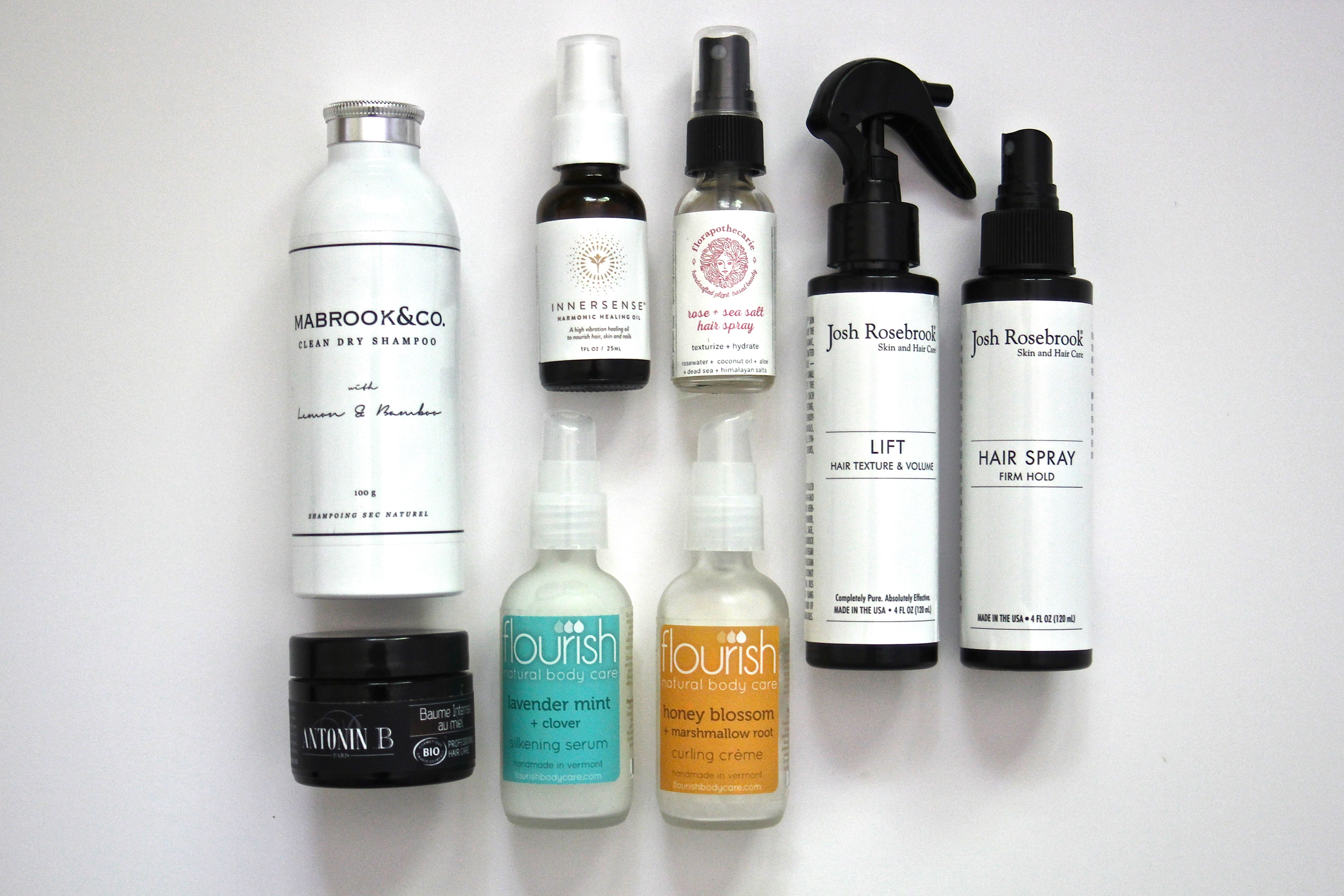 Nothing But Natural: The Best All Natural Products to Tame Your Mane