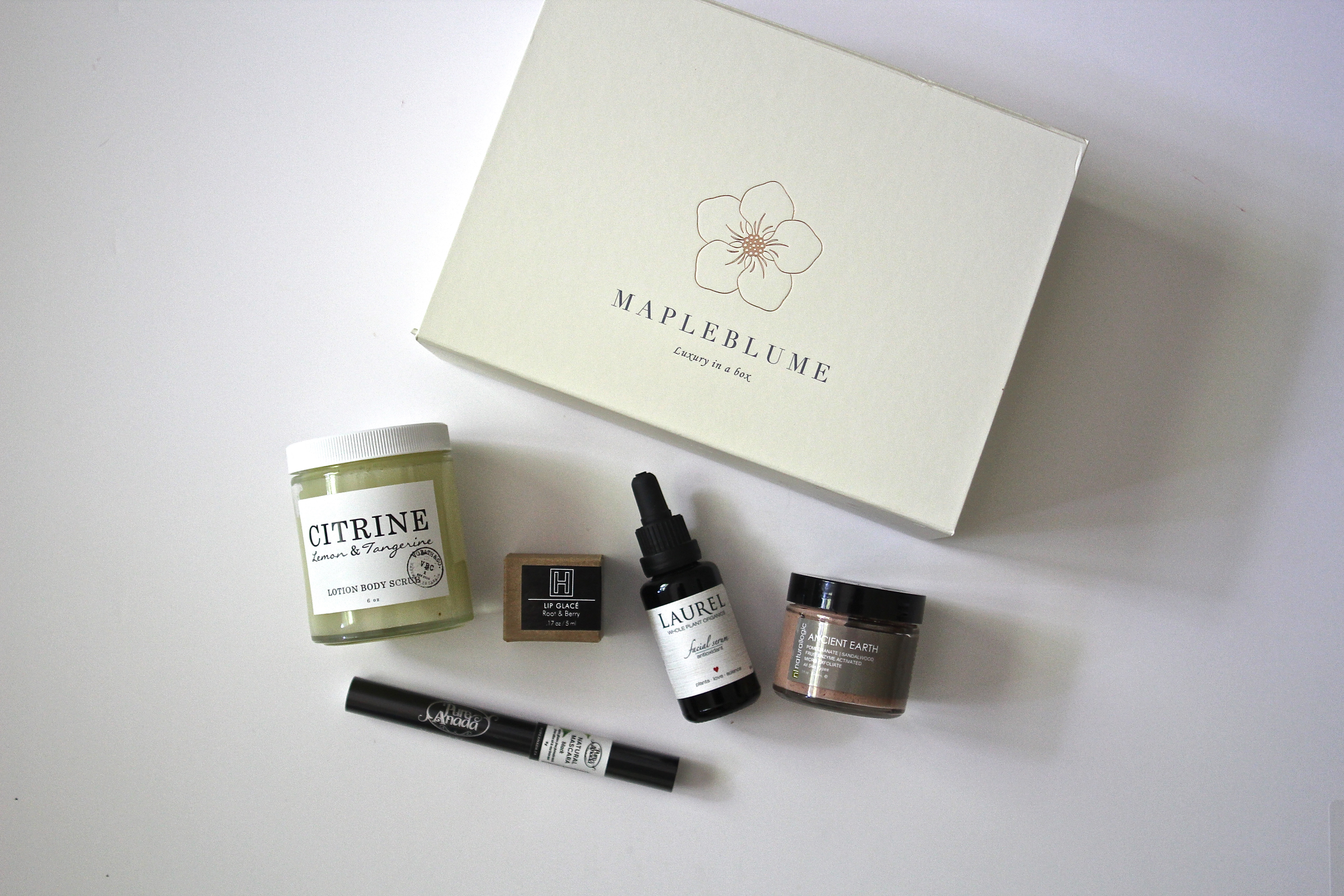 Mapleblume: Luxury In A box