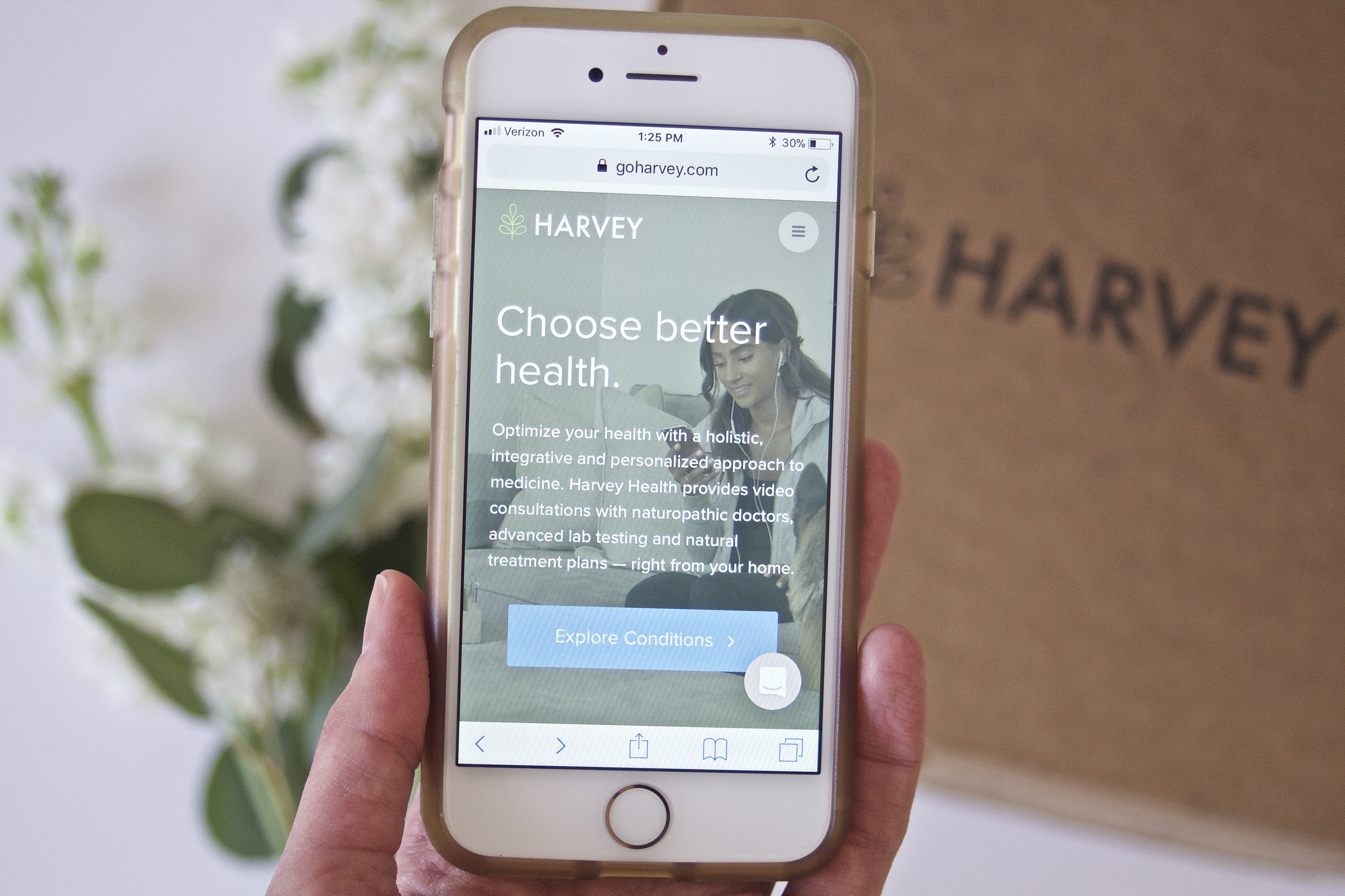 Harvey Health: Holistic Healthcare At Your Fingertips