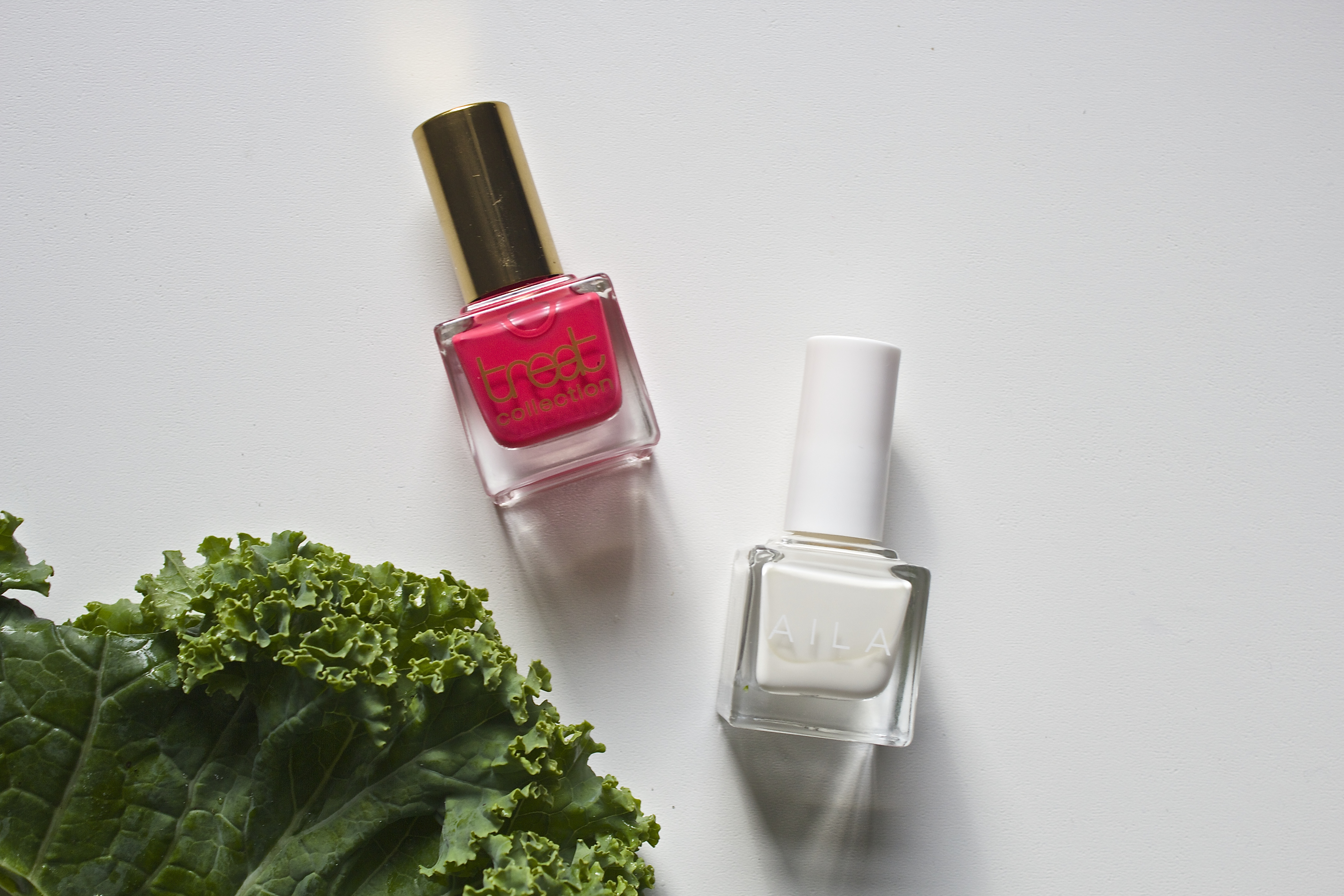 The Toxic Truth About Nail Polish And Kale - Maison Pur